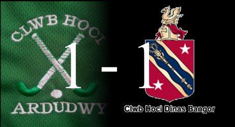 ardudwy-bangor-hockey-score