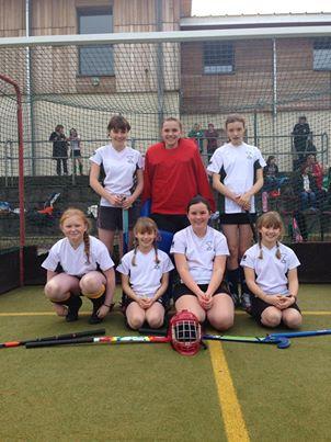 ardudwy-juniors-girls-team